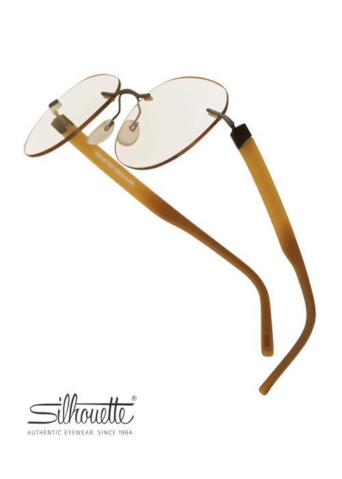 57b14cd29de Fraai kleurenspel in de brillen van Silhouette Inspire